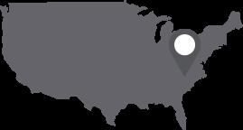 Americas Silhouette