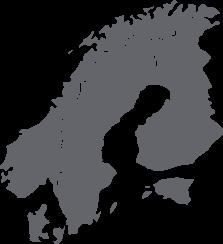 Nordics Silhouette